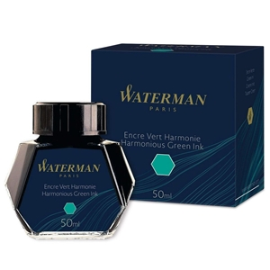 Atrament zielony Waterman